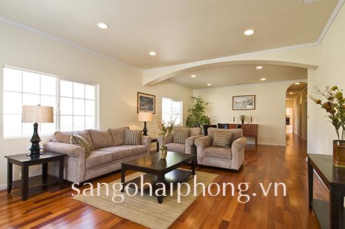 Hình ảnh sàn gỗ Căm Xe Lào